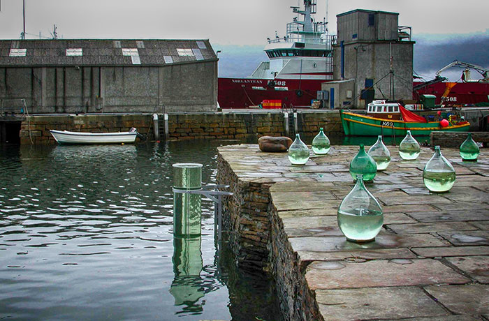 Anne Bevan - Source, Stromness, Orkney