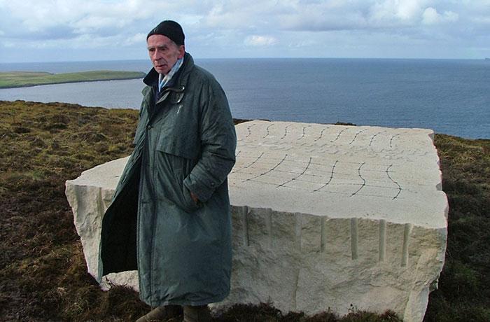 Ian Hamilton Finlay - Gods of the Earth, Gods of the Sea