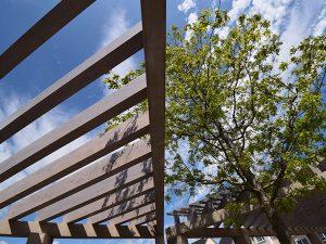 Davidston Square Pavilion, Grandhome, Aberdeen