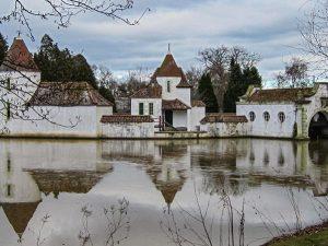 The Boathouse, Dutch Village, Craigtoun Country Park, Fife