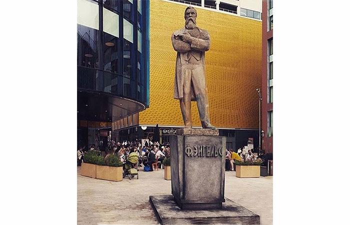 Manchester International Festival - Friedrich Engels